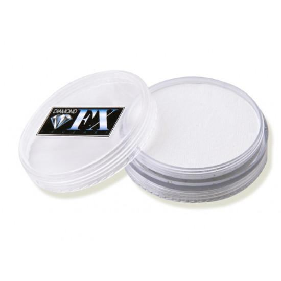 Fehér arcfesték - Fehér 32g - Diamond FX Essential White 32g Tégelyes arcfesték