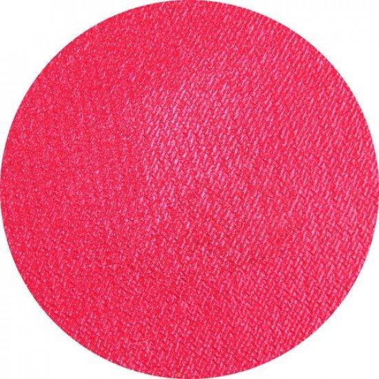 Piros arcfesték - Gyöngyház ciklámen 16g - Superstar Cyclamen (shimmer) Tégelyes arcfesték