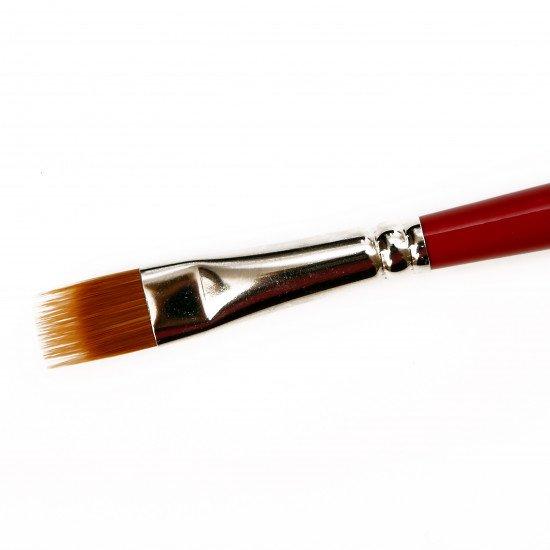 Arcfestés ecset - Fésű #12 Profi Arcfestő ecset - Glitterify Me Comb #12 Professional Face Painting Brush Ecset